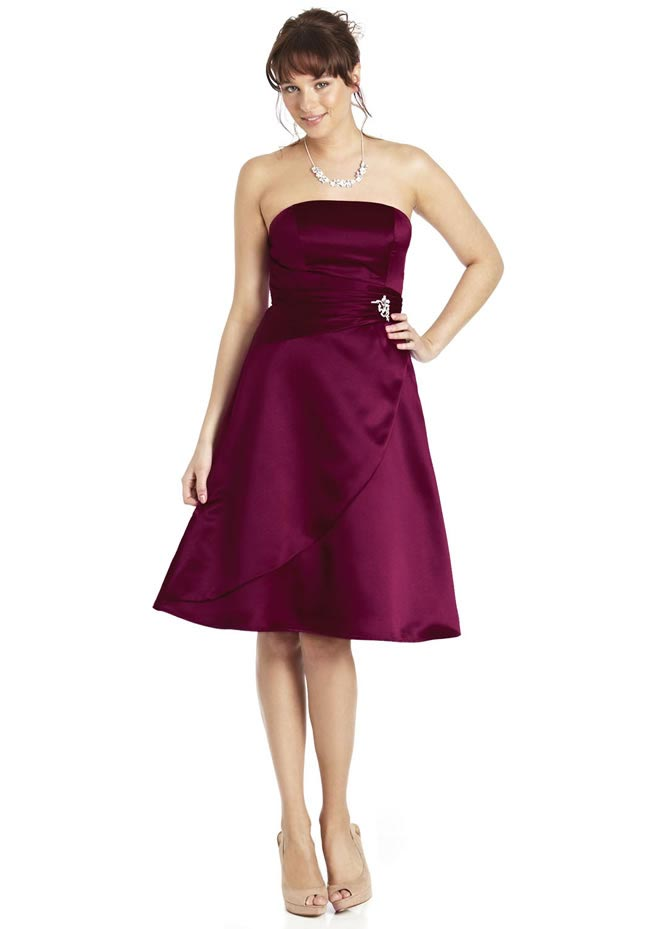 F&F satin dress