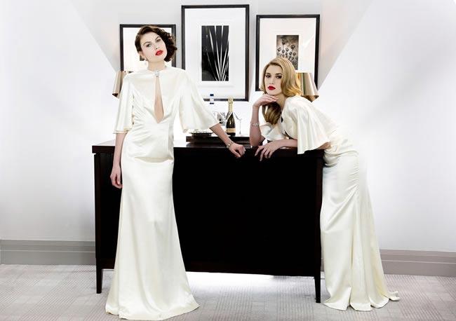 Isadora and Roxy madeline isaac-james