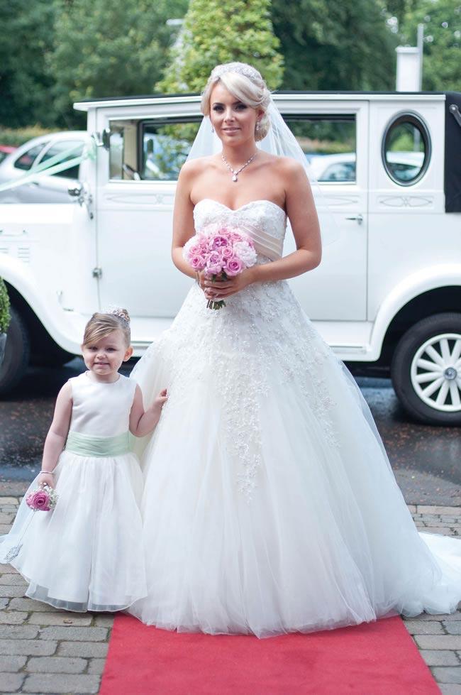 Princess style wedding dress tcphotoni.com