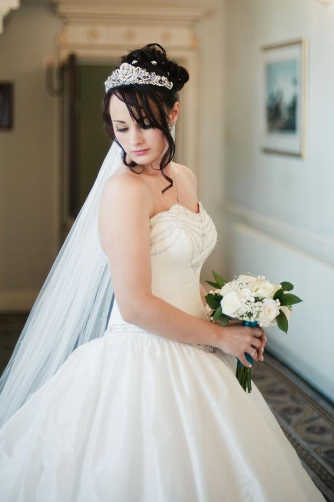 princess wedding dress nicolanortonphotography