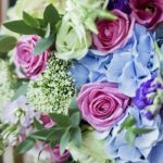 seasonal wedding flowers mattbowenphotography