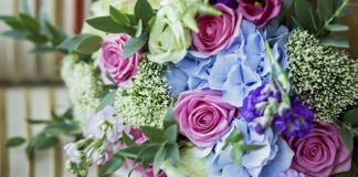 seasonal wedding flowers by season