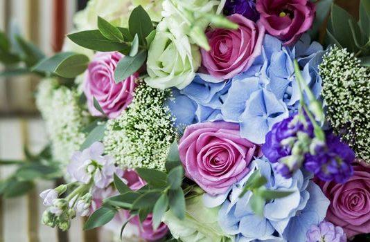 seasonal wedding flowers by season