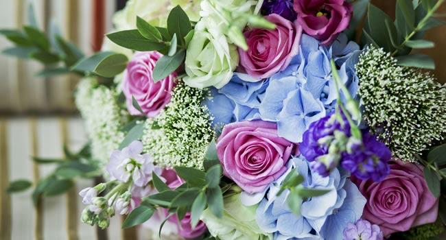 seasonal wedding flowers mattbowenphotography