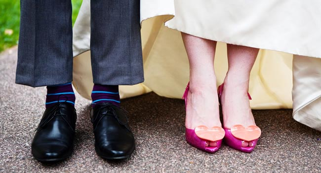 9cc9fe972872 12 things to remember when buying your wedding shoes