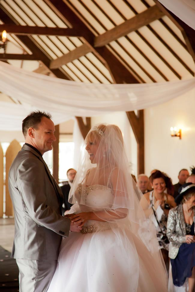 Sarah Ade real wedding 13