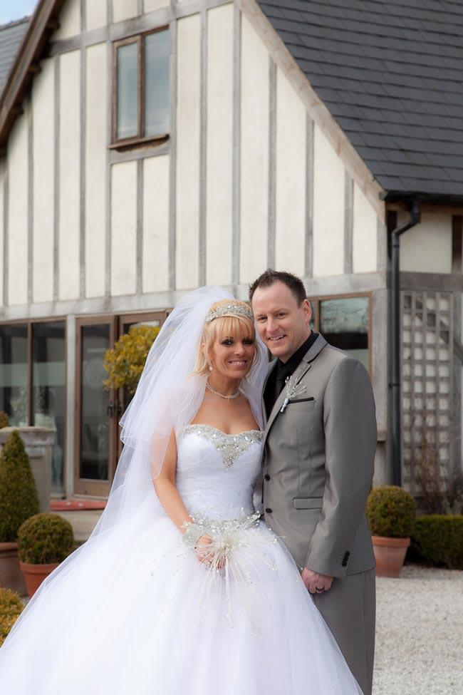 Sarah Ade real wedding 19
