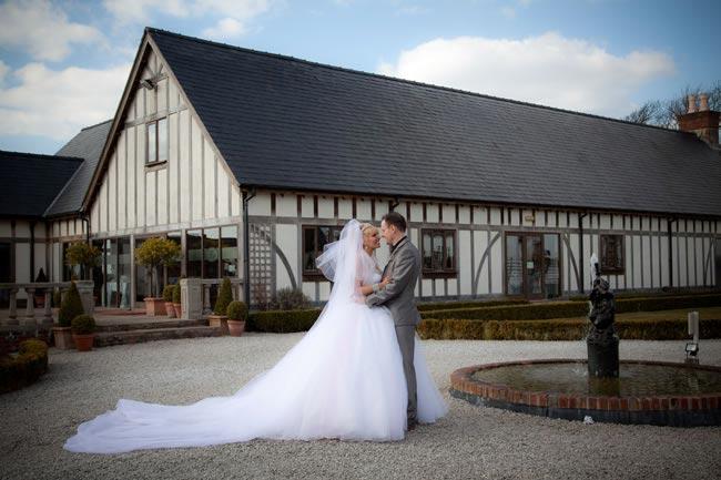 Sarah Ade real wedding 20