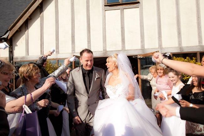 Sarah Ade real wedding 21