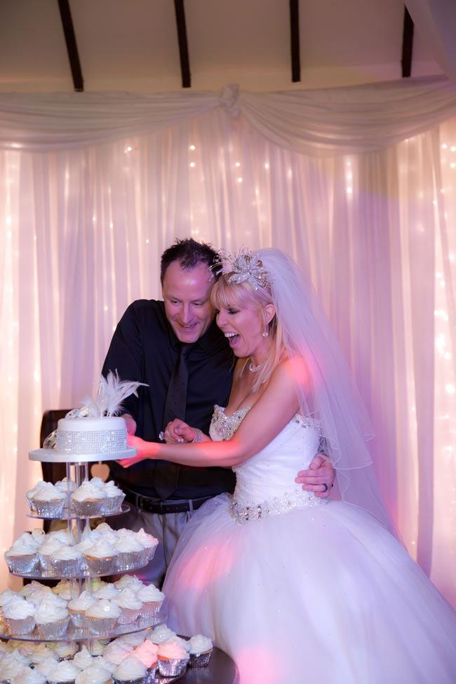 Sarah Ade real wedding 31