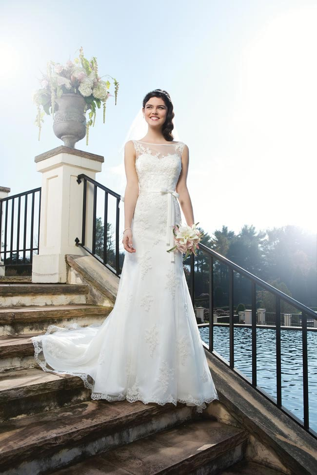 Sincerity Bridal 2014 style 3750