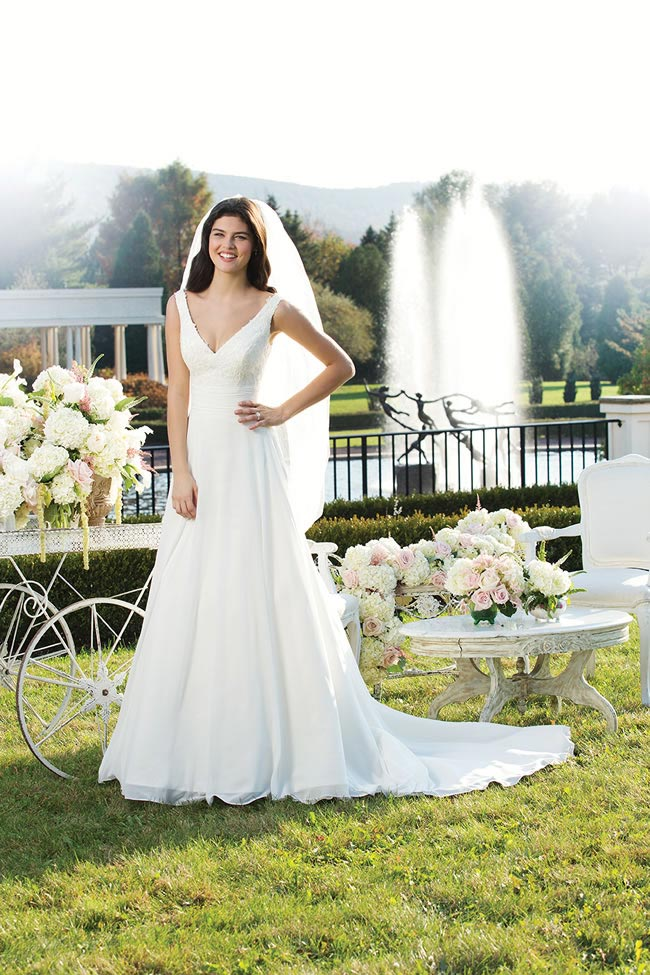 Sincerity Bridal 2014 style 3751