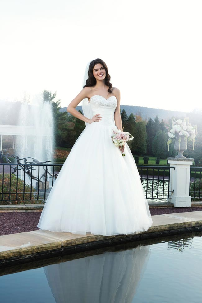Sincerity Bridal 2014 style 3752