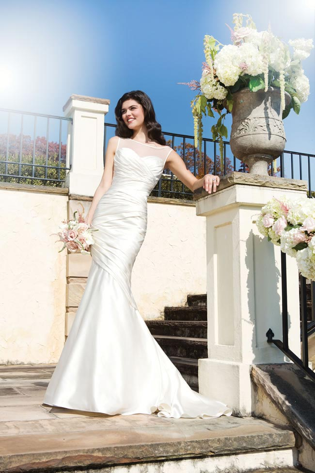 Sincerity Bridal 2014 style 3753