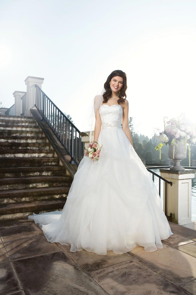 Sincerity Bridal 2014 style 3754
