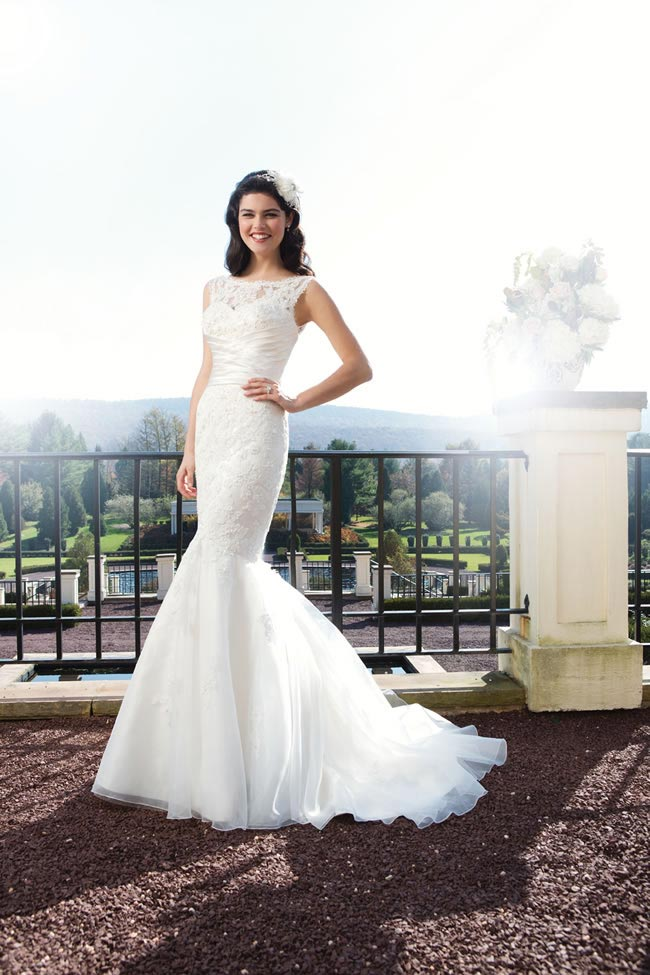 Sincerity Bridal 2014 style 3755