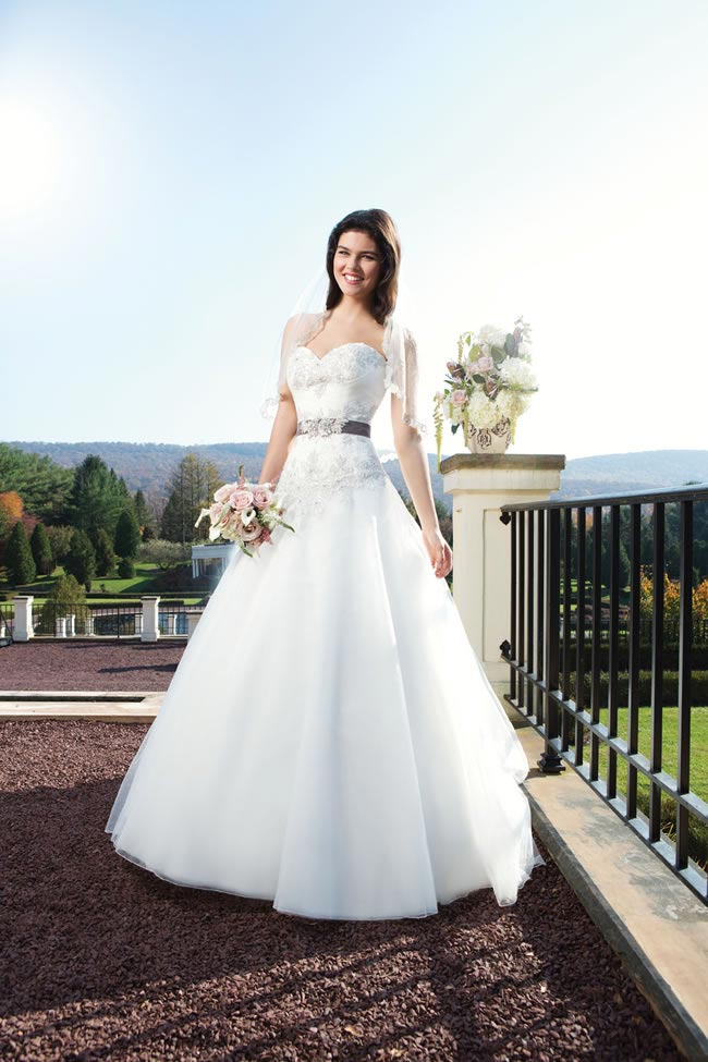Sincerity Bridal 2014 style 3756
