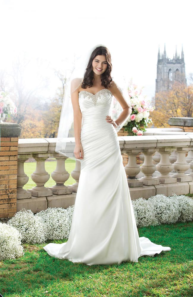 Sincerity Bridal 2014 style 3757