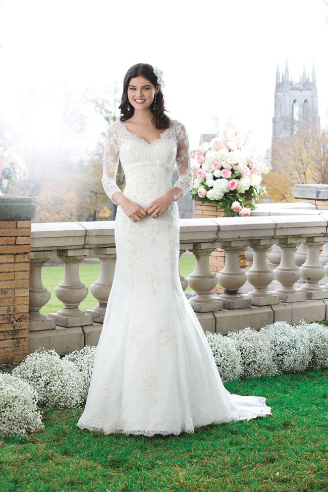 Sincerity Bridal 2014 style 3759