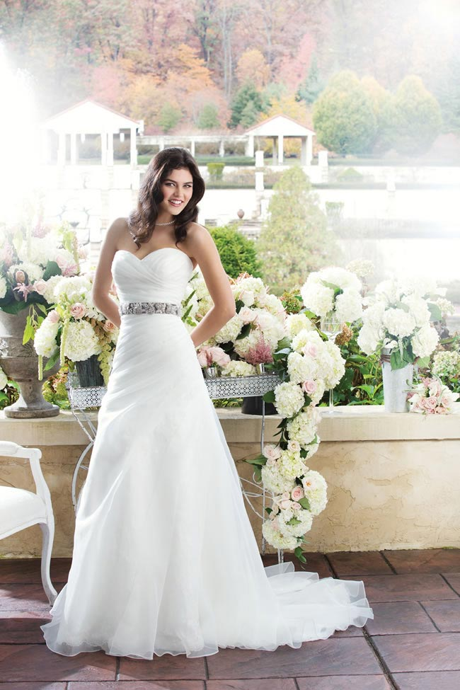 Sincerity Bridal 2014 style 3760