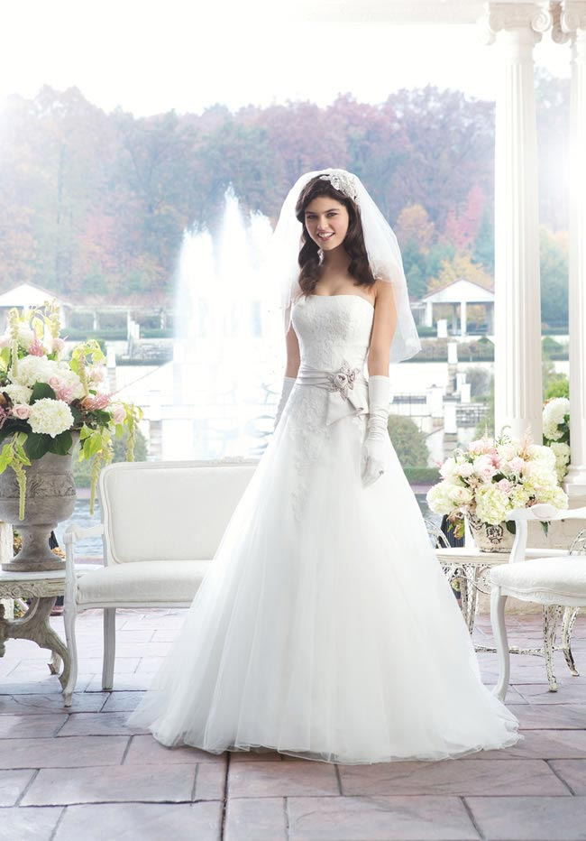 Sincerity Bridal 2014 style 3761
