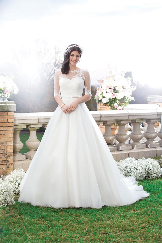 Sincerity Bridal 2014 style 3762