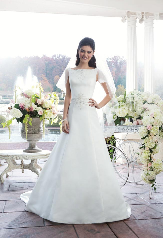 Sincerity Bridal 2014 style 3763