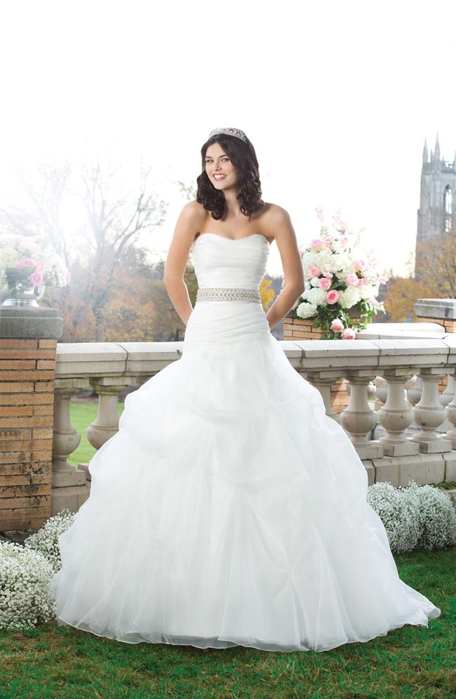 Sincerity Bridal 2014 style 3764