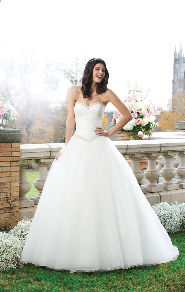 Sincerity Bridal 2014 style 3765