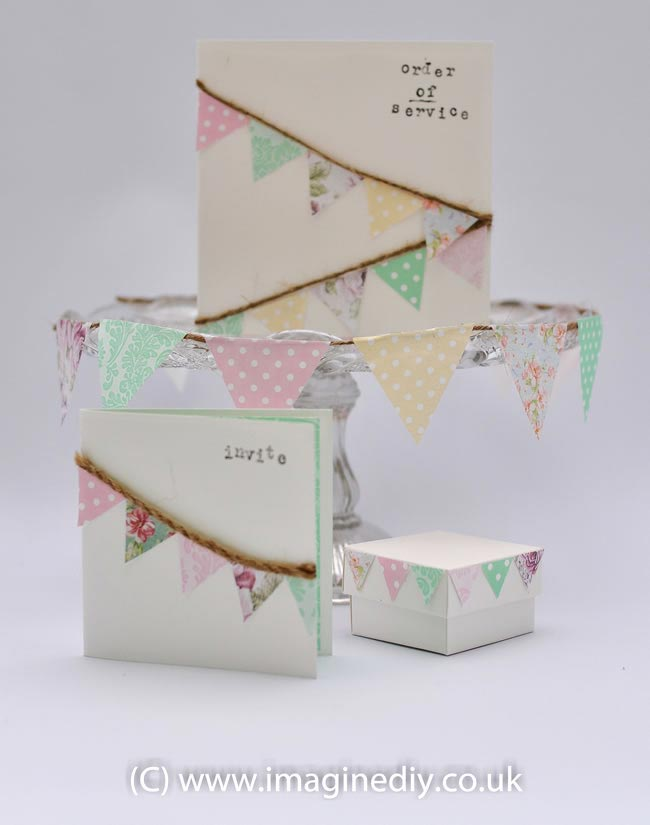 bunting stationery