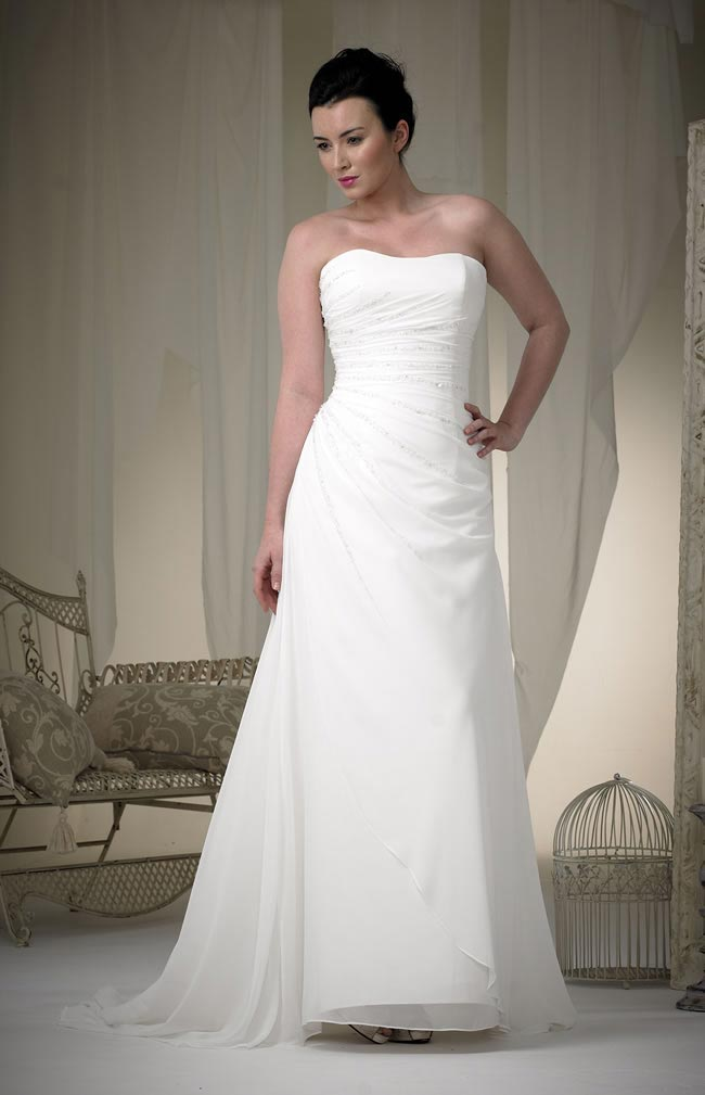phoenix gowns style W092