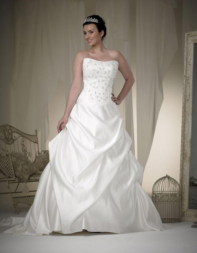 phoenix gowns style W096