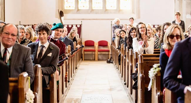 wedding guests mtmstudio