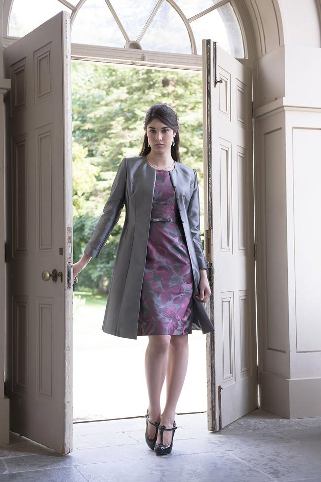 Alexia Designs mother of the bride style M079 jacket