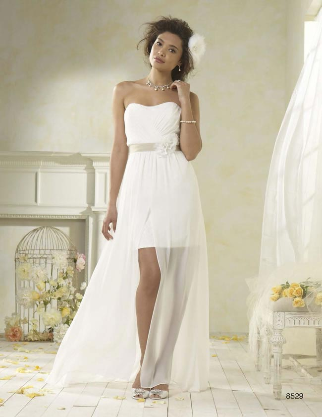 Alfred Angelo Modern Vintage style 8529