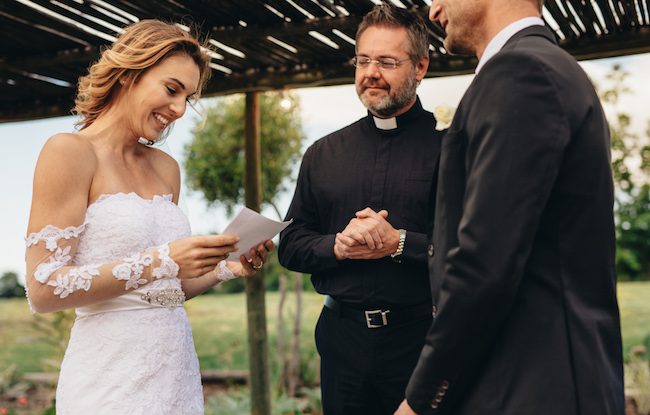 5 Alternative Wedding Readings and Poems