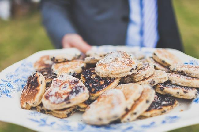 DIY wedding food christopherian