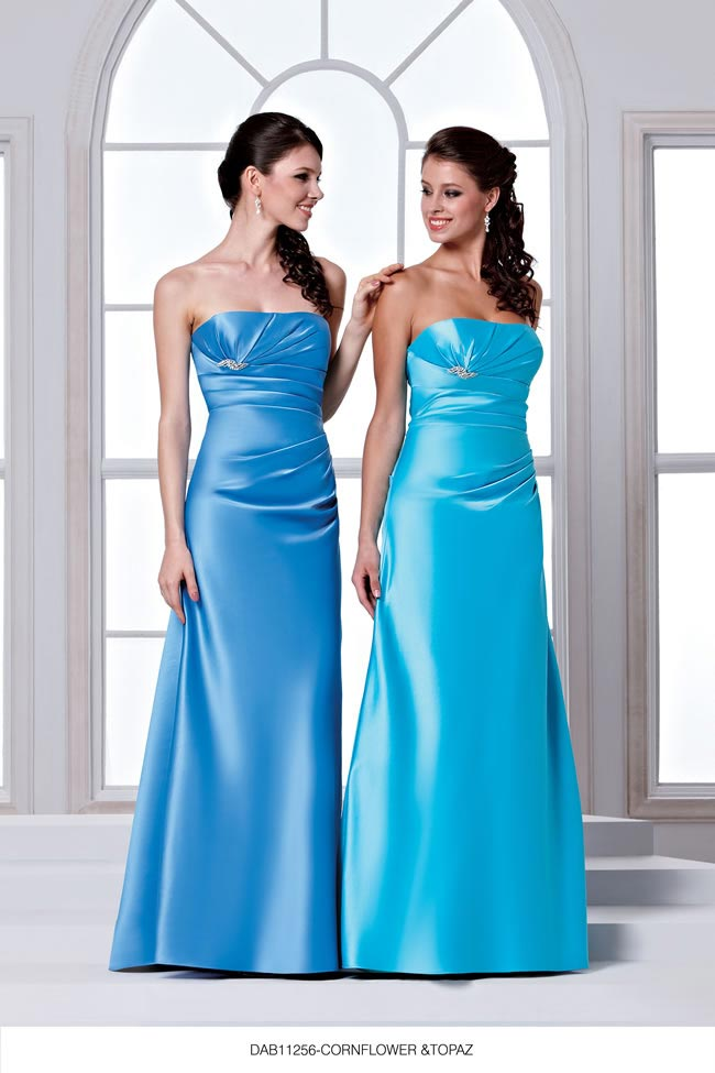 D'zage 2013 bridesmaid collection style DAB11256