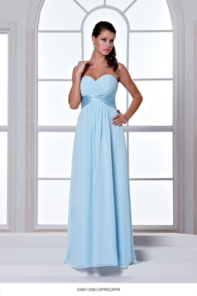 D'zage 2013 bridesmaid collection style DAB11258