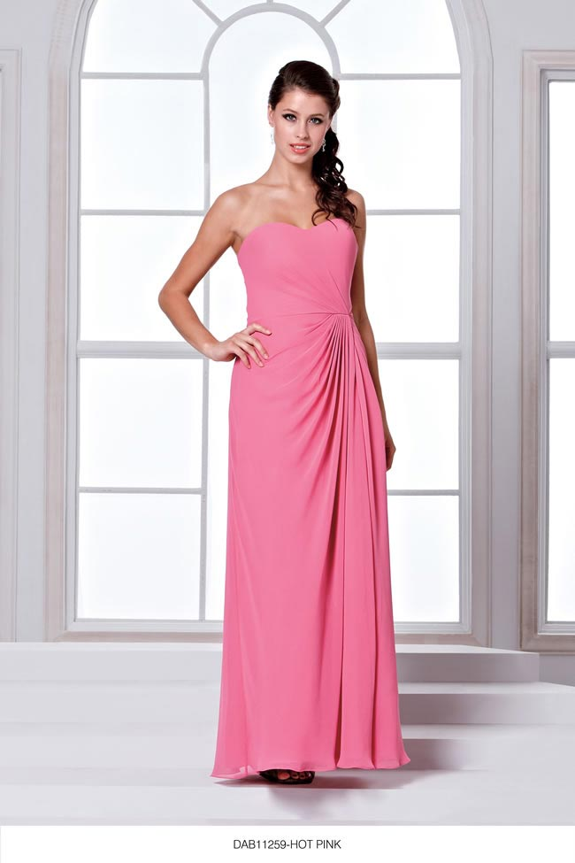 D'zage 2013 bridesmaid collection style DAB11259
