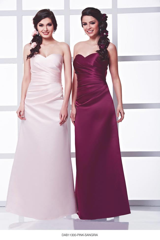 D'zage 2013 bridesmaid collection style DAB11300