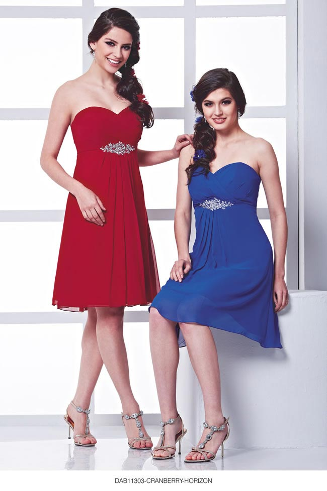 D'zage 2013 bridesmaid collection style DAB11303