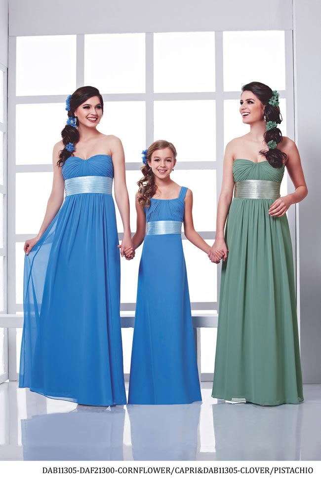 D'zage 2013 bridesmaid collection style DAB11305