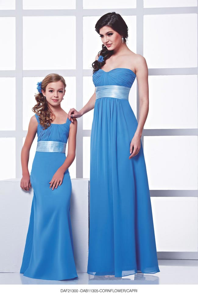 D'zage 2013 bridesmaid collection style DAF21300