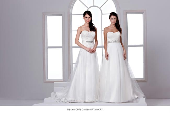 D'zage 2013 collection style D31261-D31260