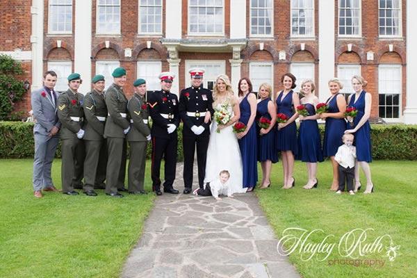 Hero's Wedding - HayleyRuth Photography-1011
