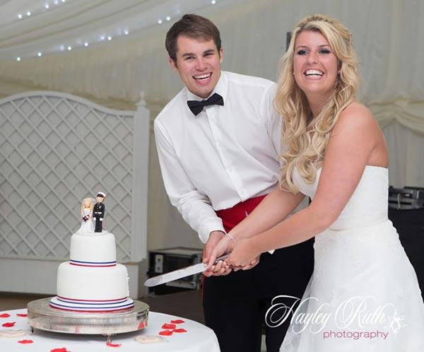 Hero's Wedding - HayleyRuth Photography-1028