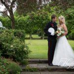 Hero's Wedding Leanne Ross