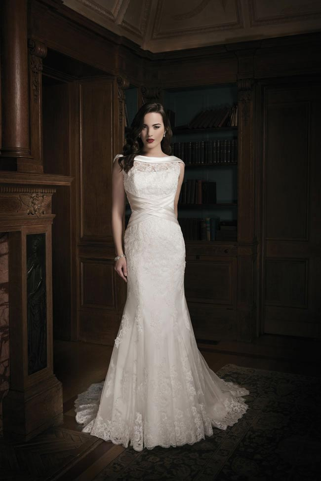 Justin Alexander 2014 wedding dress collection style 8688