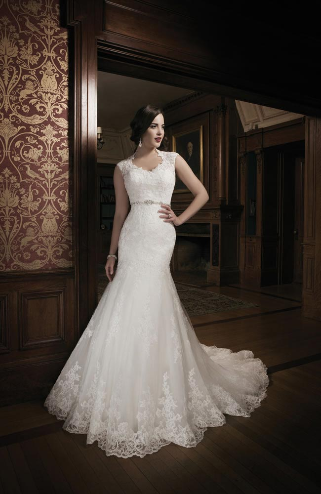 Justin Alexander 2014 wedding dress collection style 8689